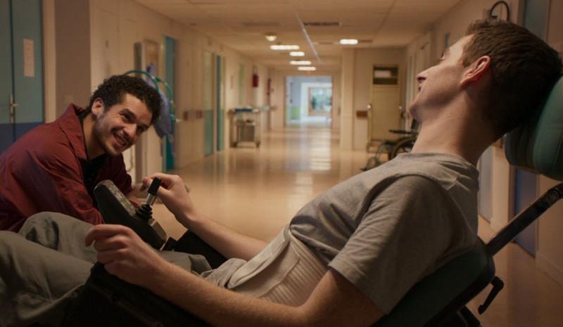 Patients : Photo Pablo Pauly, Soufiane Guerrab
