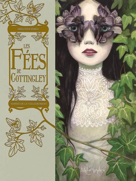 Les Fées de Cottingley – Sébastien Perez & Sophie De La Villefromoit