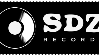 SDZ records Logo