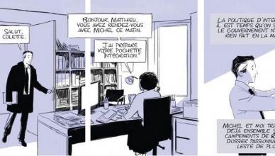 Désintégration - Journal d'un conseiller à Matignon extrait - Delcourt