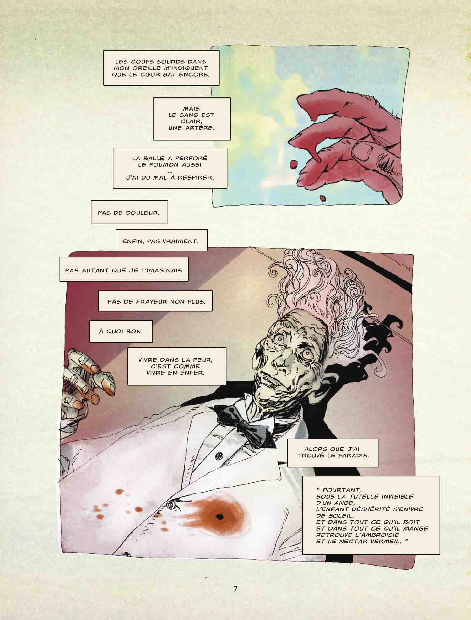 La Malédiction de Gustave Babel - Gess