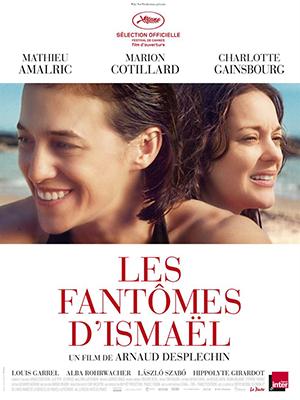 les-fantomes-d-ismael-affiche-arnaud-desplechin