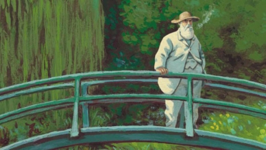 Monet, nomade de la lumière – Salva Rubio & Efa