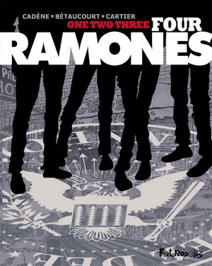 One, two, three, four, Ramones! - Futuropolis