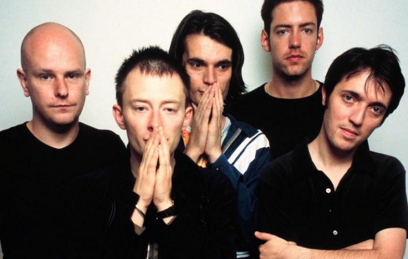 Radiohead 1997