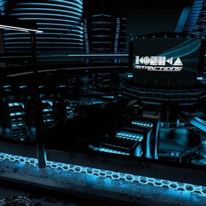 Ikonika: Distractions cover album