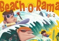 BEACH-O-RAMA vol 2 Platinum records
