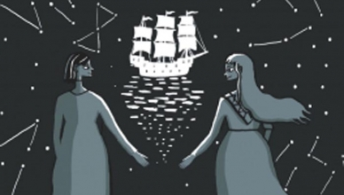 Les Cent Nuits de Héro – Isabel Greenberg
