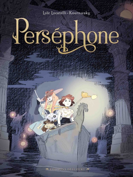Perséphone – Loïc Locatelli-Kournwsky