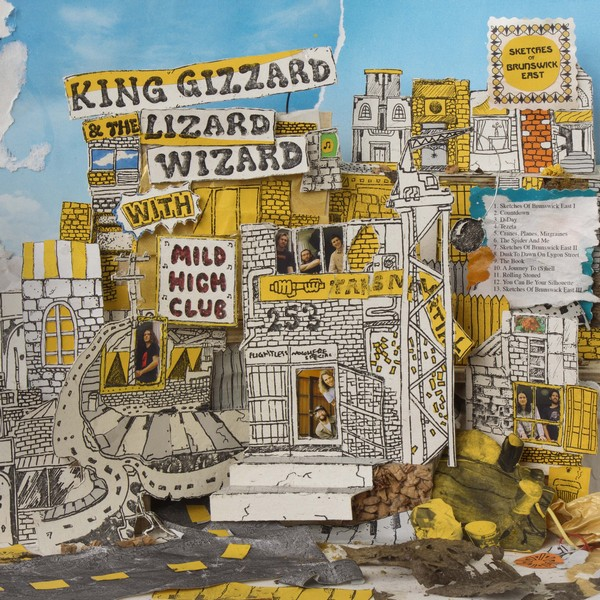 King Gizzard & The Lizard Wizard with Mild High Club
