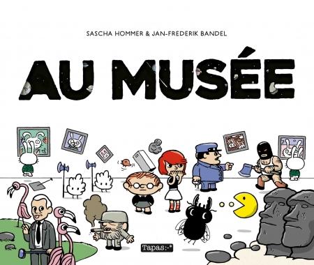 Au musée – Sascha Hommer & Jan-Frederik Bandel