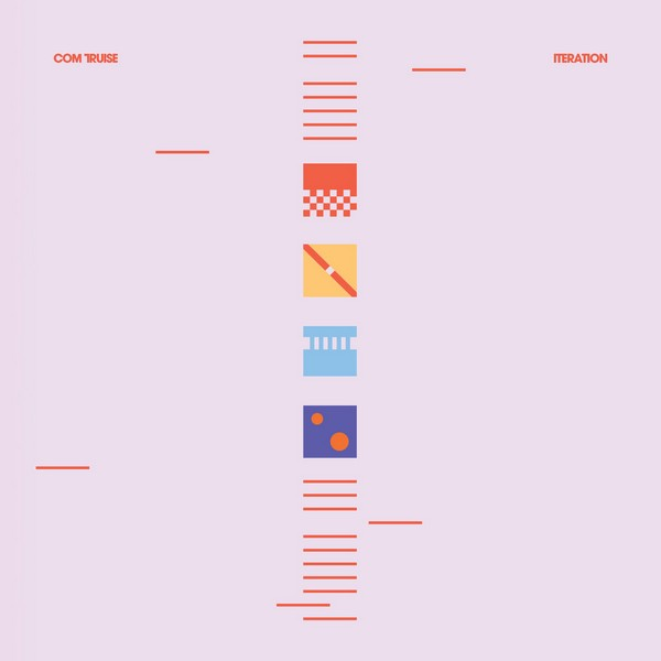Com Truise – Iteration cover album