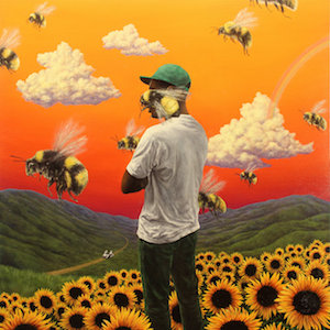 Tyler, The Creator Flower Boy cover album