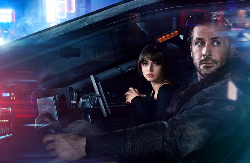 Blade Runner 2049 : Photo Ana de Armas, Ryan Goslinga