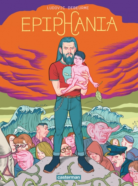 Epiphania tome 1 – Ludovic Debeurme