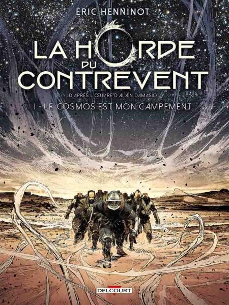La Horde du Contrevent, tome 1 – Eric Henninot