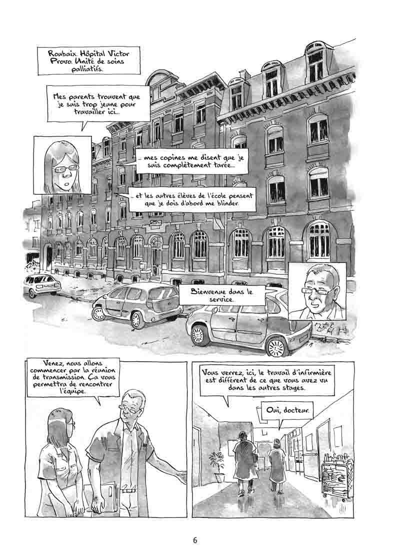 Quelques jours à vivre – Xavier Bétaucourt & Olivier Perret