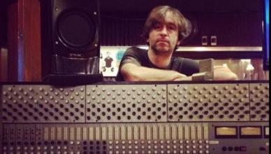 kim en studio