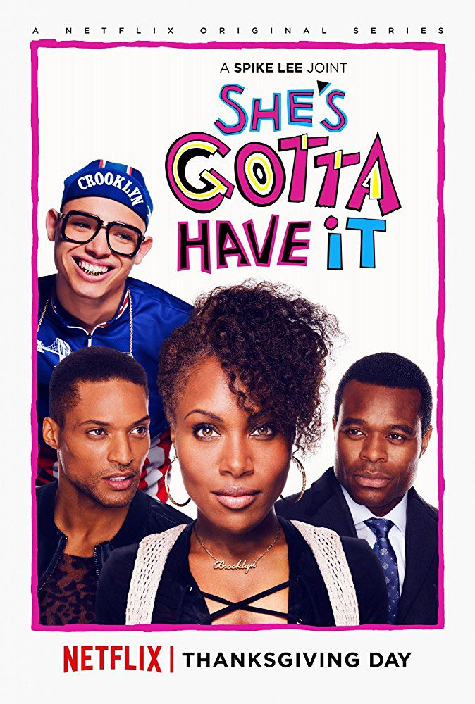 She's Gotta Have It affiche