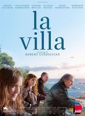 La Villa : Affiche
