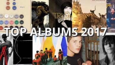 top albums 2017