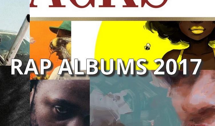 10 albums de Rap à retenir pour 2017 - Benzine Magazine