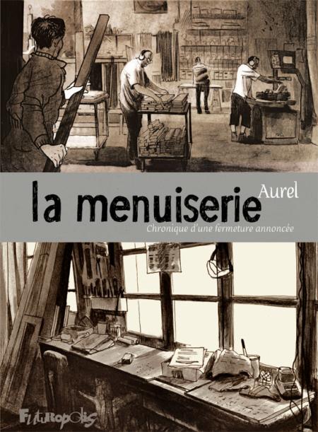 La Menuiserie - Aurel