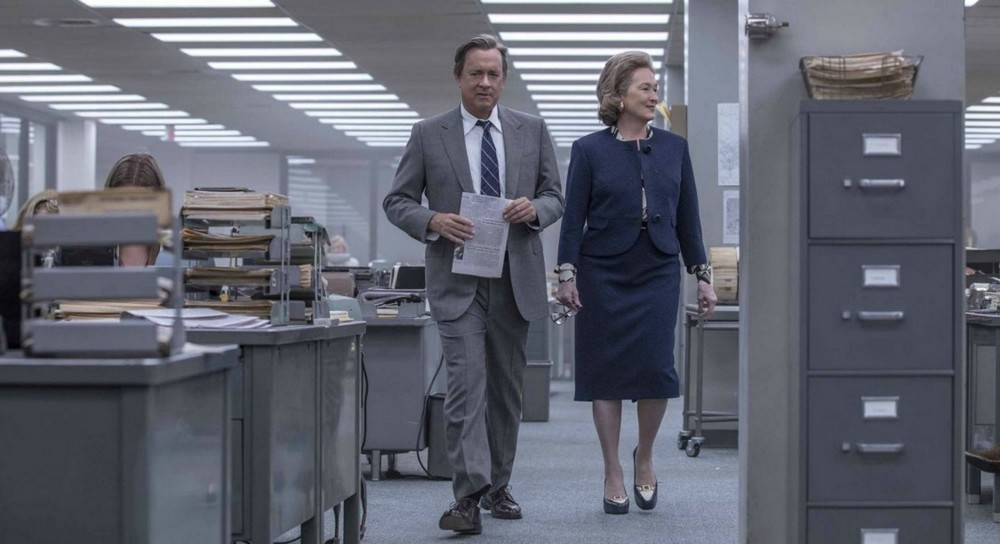 Pentagon Papers : Photo Meryl Streep, Tom Hanks