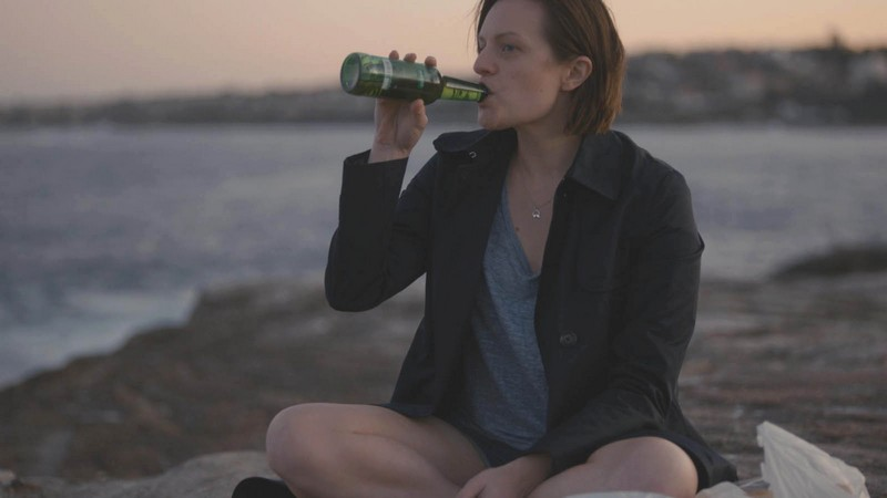 Top of the lake Photo Elisabeth Moss
