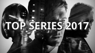 top séries 2017