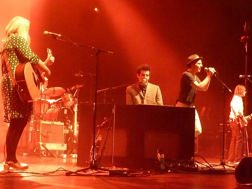 Belle and Sebastian - Salle Pleyel