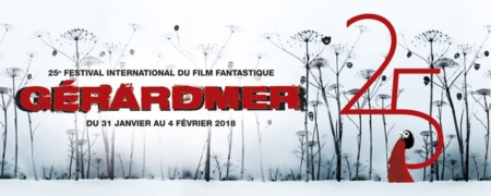 FESTIVAL DE GERARDMER 2018 affiche