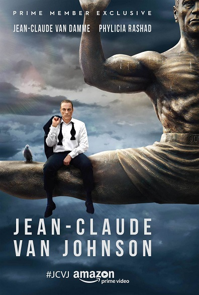 ean-Claude Van Damme et Jean-Claude Van Johnson