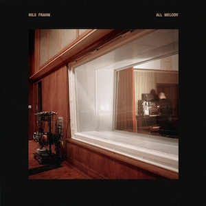 Nils Frahm All Melody cover album