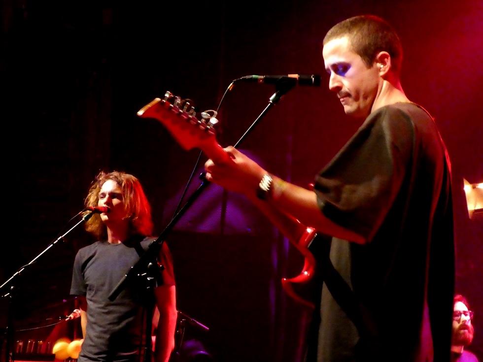 king gizzard & the lizard wizard concert Bataclan