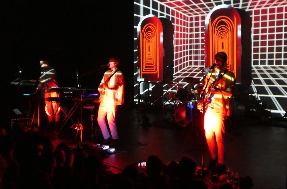 Django Django en concert le Samedi 10 Mars 2018