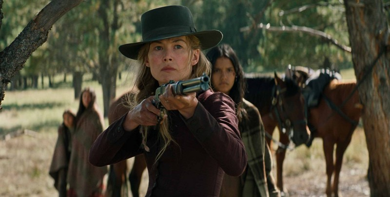 Hostiles : Photo Rosamund Pike