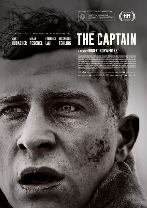The Captain - L'usurpateur : Affiche Max Hubacher