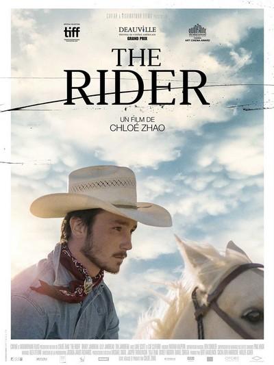 The Rider : Affiche