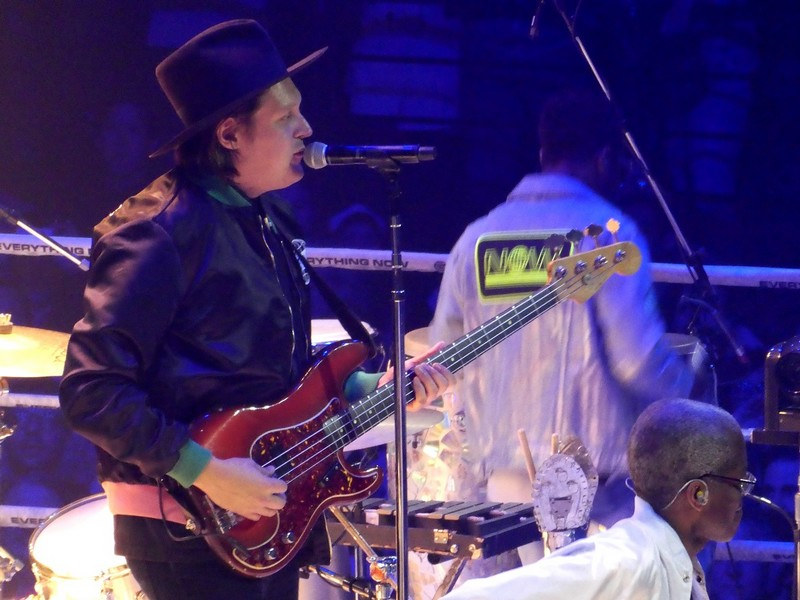 Arcade Fire AccorHotels Arena (6)