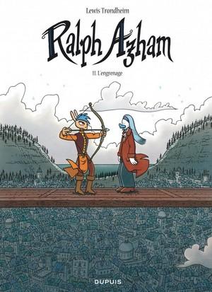Lewis Trondheim Ralph Azham tome 11. L'engrenage