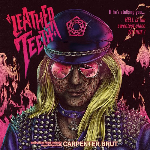 Leather Teeth : Carpenter Brut