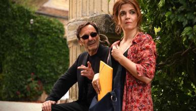 Place publique Agnès Jaoui et Jean-Pierre Bacri