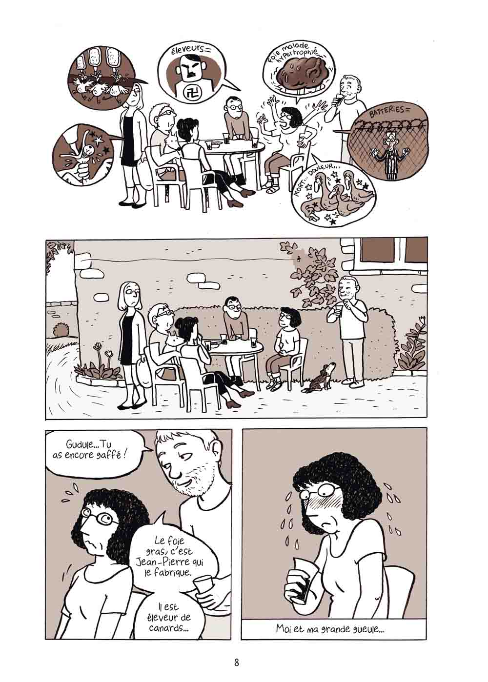 Sous les bouclettes – Gudule & Mélaka