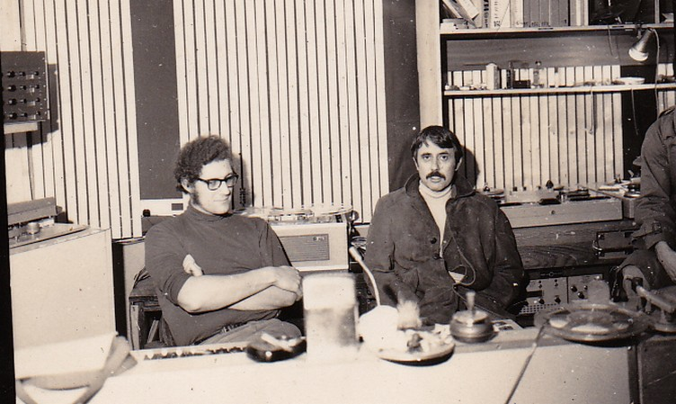 Bernard estardy et Lee Hazlewood