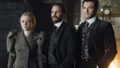 Photo Brian Geraghty, Dakota Fanning, Daniel Brühl, Luke Evans