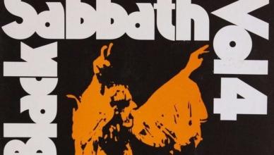 Black Sabbath - Vol 4