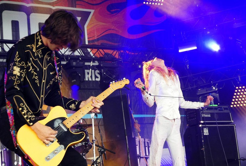 Starcrawler Download Festival