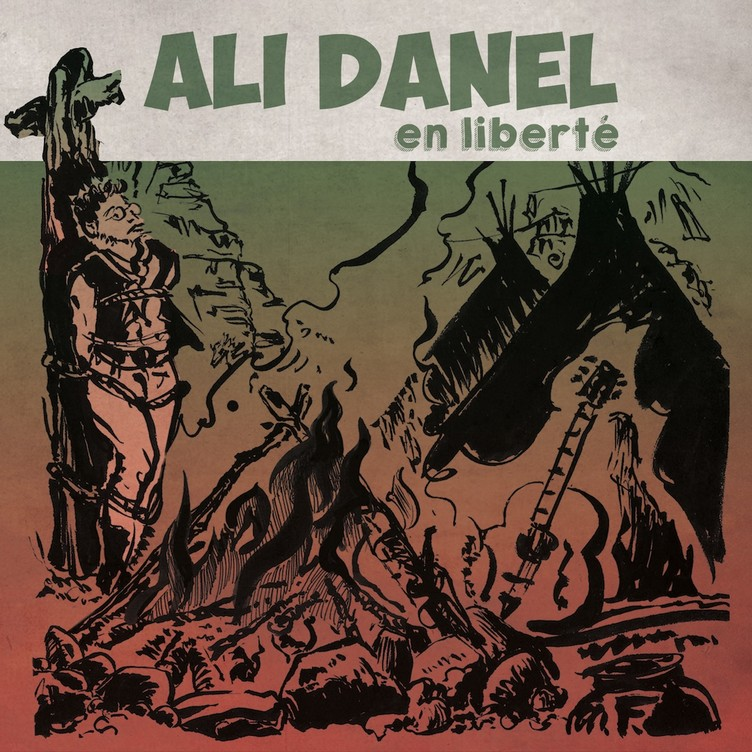 Ali Danel en liberté
