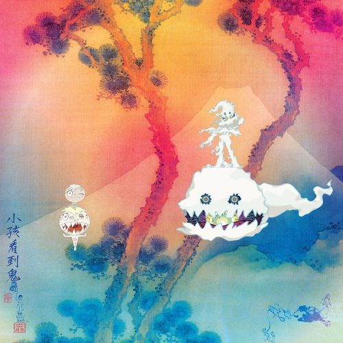 Kids See Ghosts cover